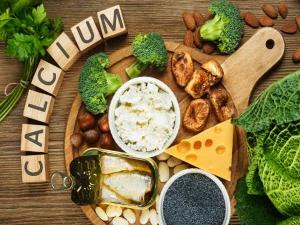 Foods That Contain More Calcium Than Milk