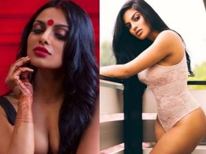 Iruttu Araiyil Murattu Kuthu Movie Fame Chandrika Ravi Sizzling Fashion Pictures