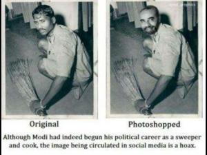 Fake Promo Posters Photos Modi