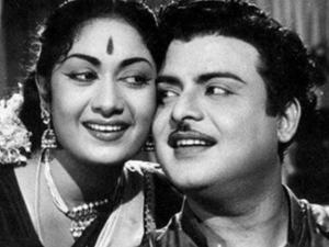 Real Love Story Gemini Ganeshan Savithri