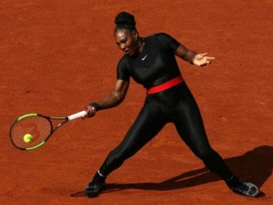 Serena Williams Black Catsuit Makes The Mothers There