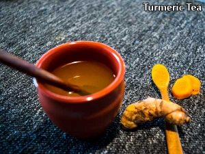Delicious Ginger And Turmeric Tea To Help You Lose Weight