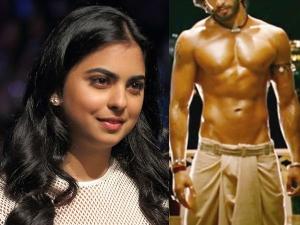 Before Getting Engaged Isha Ambani Wanted Date This Bollywood Superstar