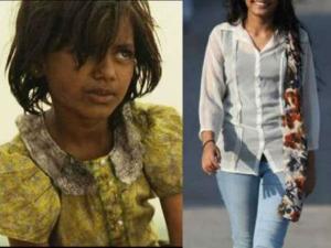 Do You Remember This Little Girl From Slumdog Millionaire Latika