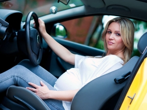 Seat Belt During Pregnancy