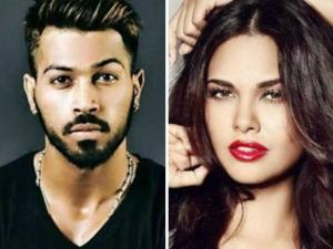 Celebrity Relationship Is Hardik Pandya Esha Gupta Are Loving Each Other