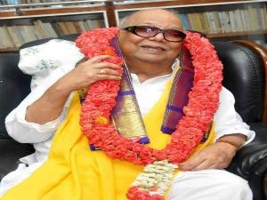 Karunanidhi S Some Achievments Society