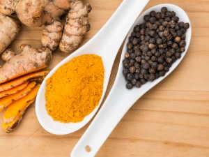 Benefits Consuming The Combination Turmeric Black Pepper