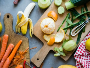 Vegetable Peels For Skin Care