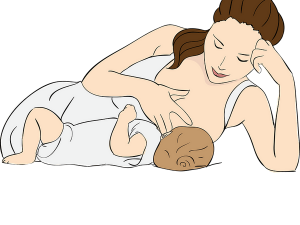 Tips For Back Pain Relief While Breastfeeding
