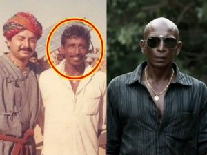 Chemical Water Allergy Caused Complete Hair Loss Actor Motta Rajendran