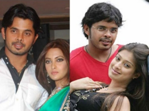 Love Affairs Gossip Relationship Indian Cricketer Sreesanth