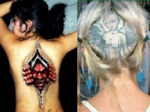 Most Creative Tattoos