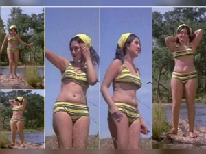 Fashion South Indian Actresses Bikini Then Now
