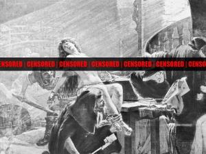 Women Torture Methods History Photos