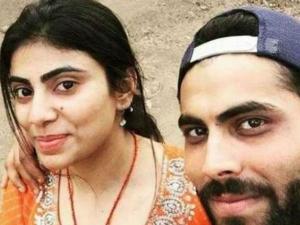 Indian All Rounder Cricketer Ravindara Jadeja Love Story