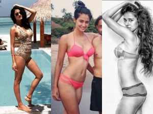 Indian Divas Perfect Bikini Body