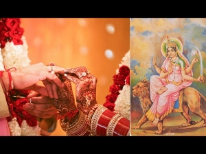 Worship Goddess Katyayani For Marriage Related Problems