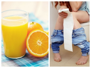 How Orange Juice Good For Constipation