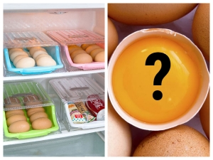 Should Eggs Be Stored The Fridge