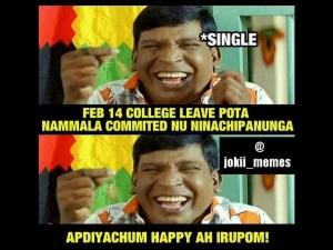 Forever Alone Morattu Single Tamil Funny Memes