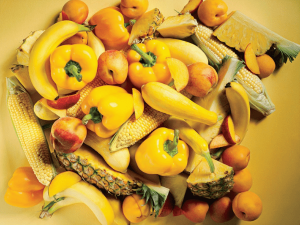 Benefits Of Yellow Fruits And Vegetables For Health