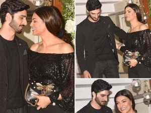 Sushmita Sen Gonna Marry Her Boyfriend Rohman Shawl End