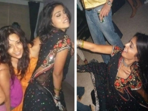 Indian Celebrities Party Night Photos