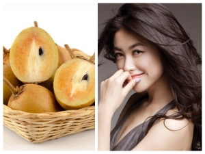 Beauty Benefits Of Chikoo Fruit For Skin And Hair