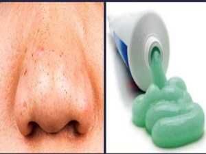 You Can Make Your Nose Smaller Using A Toothpaste