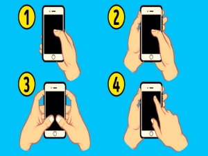 The Way You Hold Your Smartphone Can Say A Lot About Your Personality