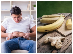 How Banana And Ginger Helps To Burn Stomach Fat
