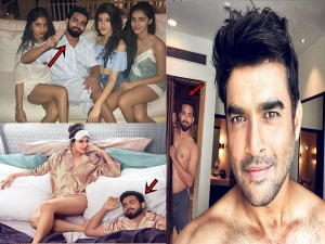 A Guy Who Photoshopped Himself With Many Bollywood Celeb Pic