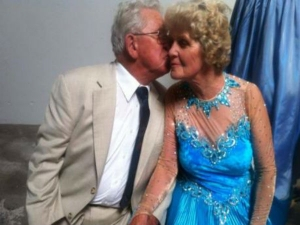 True Love 83 Year Old German Man Bought 55 000 Dresses For Wife