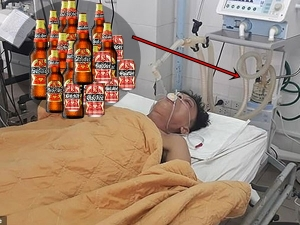 Doctors Saved Man S Life Giving Him 15 Beers