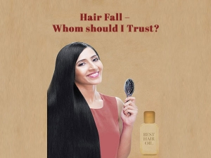 Hair Fall Whom Should I Trust