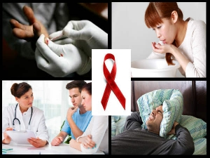 Common Types Of Diseases Associated With Hiv