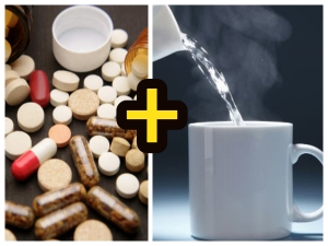 Should You Take Tablets With Cold Or Lukewarm Water