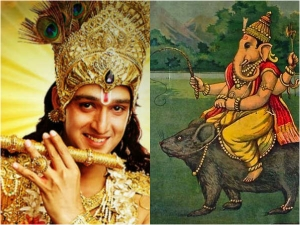 How Lord Ganesha S Curse Affected Lord Krishna