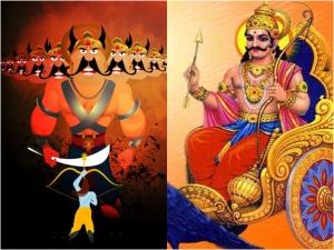 Interesting Story Of Shani Dev And Ravana