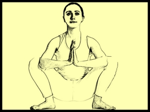 How To Do The Malasana Stretch To Flush Your Colon