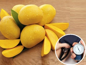 Mango That Can Help Lower Your Blood Pressure