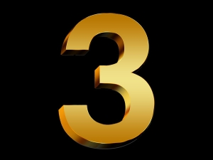 Importance Of Number Three In Numerology