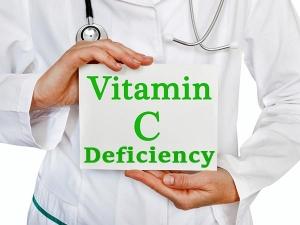 Vitamin C Deficiency Signs And Symptoms
