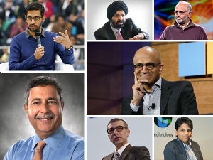Ceos Of Indian Origin Heading Global Companies