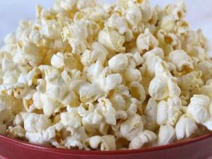 Popcorn Substitutes