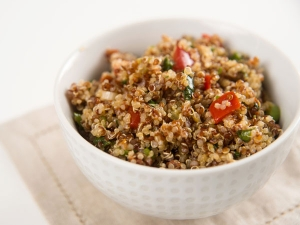 Health Benefits Of Black Quinoa