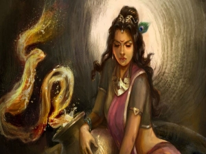 The Only Female Avatar Of Lord Vishnu In Deities