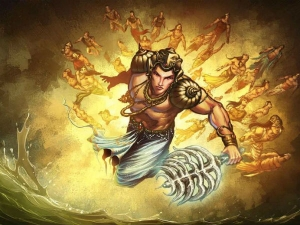 Why Sage Durvasa Cursed Indra