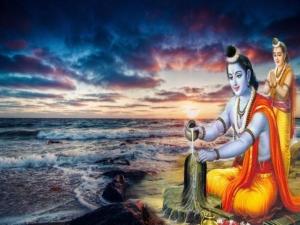 Why Rama Build Shivan Temple In Rameshwaram